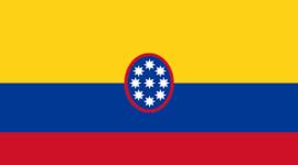 Estados Unidos de Colombia timeline