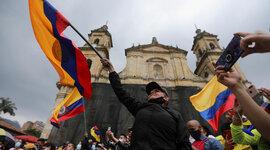HISTORIA DE COLOMBIA timeline