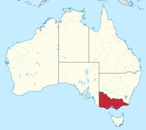 Gold found in Starthlodden, Victoria