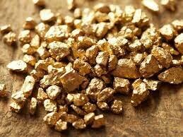 Hiding gold