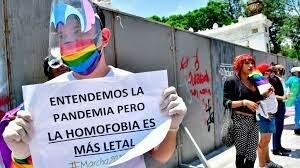 CONMEMORACIÓN ORGULLO GAY LGBTI