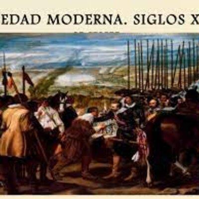 EDAD MODERNA (XVI,XVII,XVIII) timeline