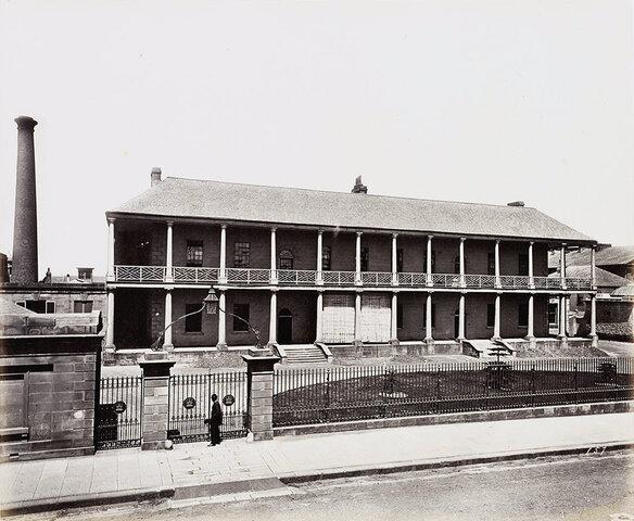 The Sydney Mint establishment permitted