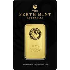 The Perth mint is Established