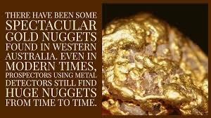 Large gold deposits discovered in Coolgardie, WA