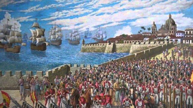 Batalla del Bajo Palacé e Independencia de Cartagena
