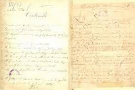 Publicación de la Declaración de los Derechos del Hombre y Ciudadano.