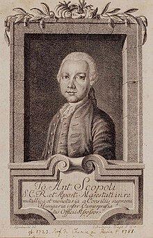 Giovanni Scopali - Primer Medico de minas