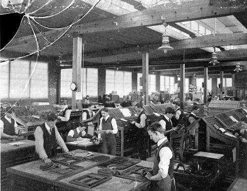 Parlamento Ingles -Reglamentación del trabajo