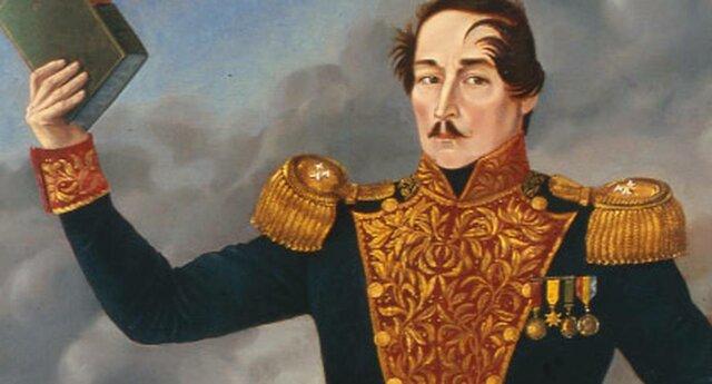 Presidencia de Francisco de Paula Santander, nueva Constituyente