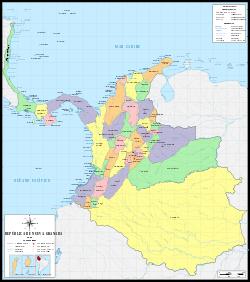 República de la Nueva Granada.