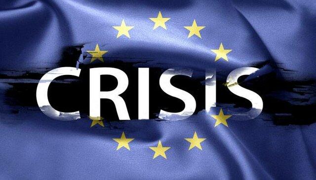 Resquebrajamiento de la Unión Europea