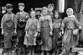Ley de trabajo para protección de los niños