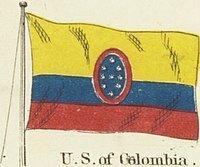 Estados Unidos de Colombia.