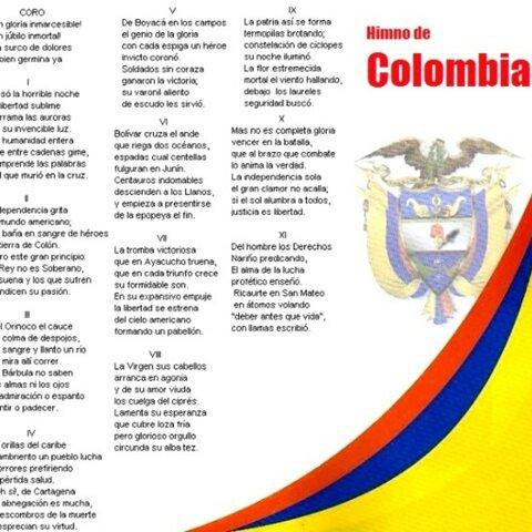 Composición del Himno Nacional.