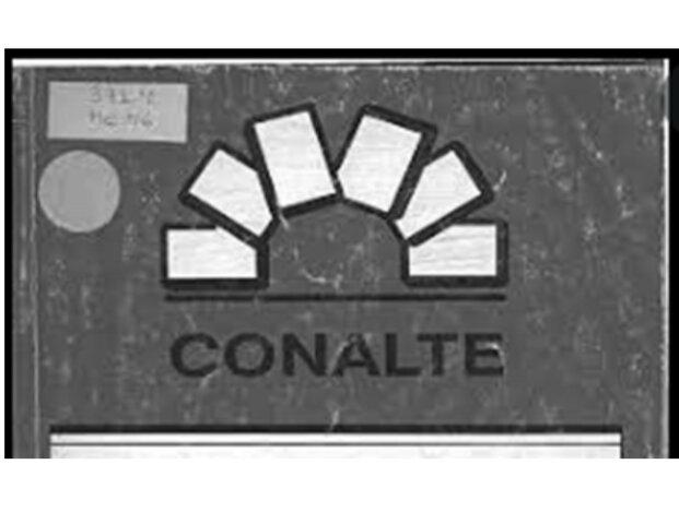 JUN 27, 1957 Creación del CONALTE