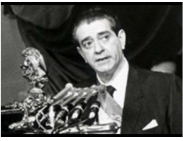 DIC 1, 1958     Adolfo López Mateo asume la presidencia de México.