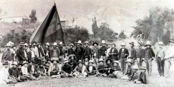 Batalla del Río Magdalena, Bucaramanga y Peralonso.