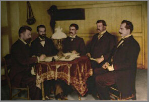 21 de noviembre Tratado del Wisconsin que puso fin a las actividades bélicas en Panamá.