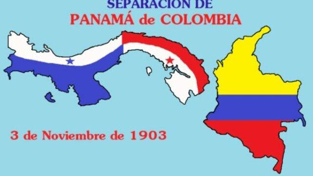 Separación de Panamá.