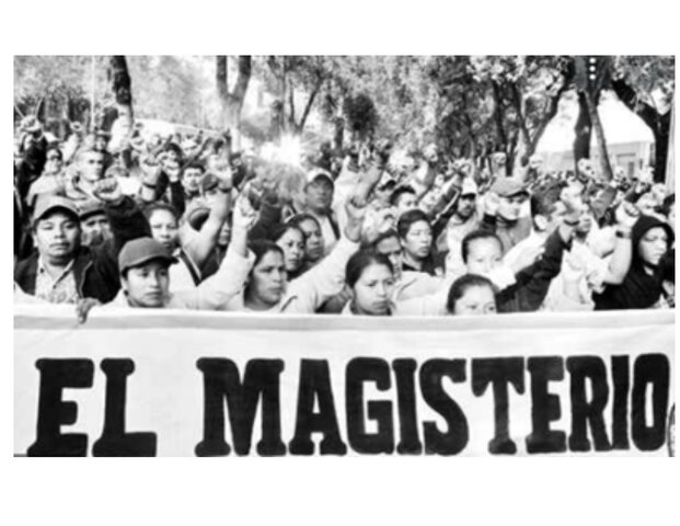 APR 12, 1958 Movimiento Magisterial en México de 1958