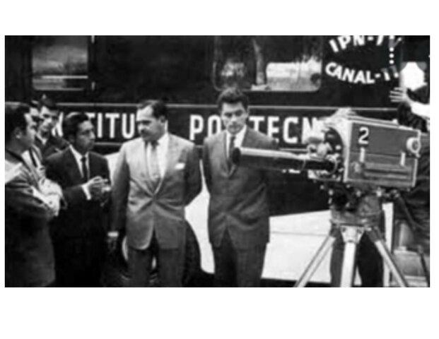 APR 17, 1961 Inicia actividades el Centro de Investigación y Estudios Avanzados del IPN