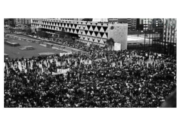"""1968 Nace el """"Movimiento Estudiantil"""""""