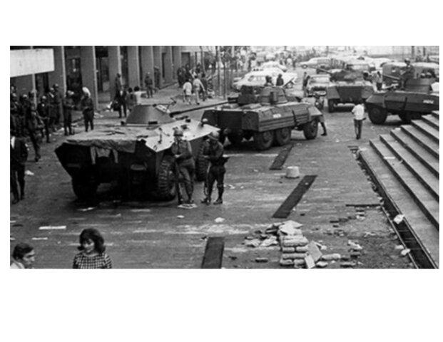 OCT 2, 1968 02 de Octubre de 1968 Matanza de Tlatelolco