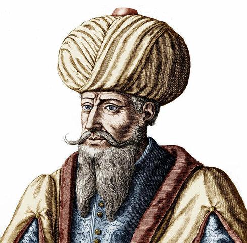 El naixement de Mahoma