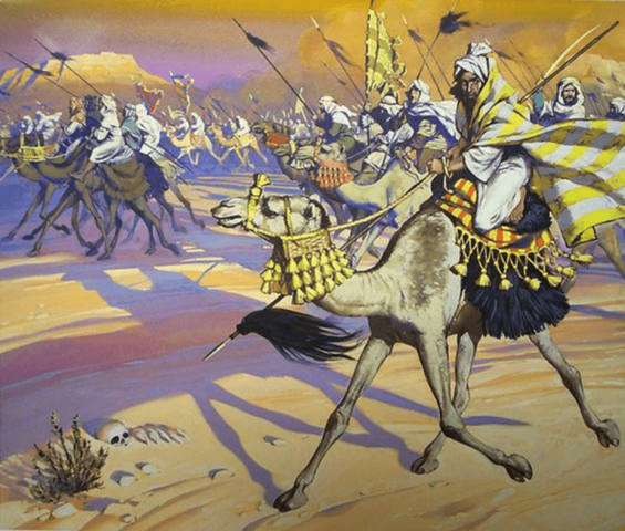 Mahoma conquereix la Meca