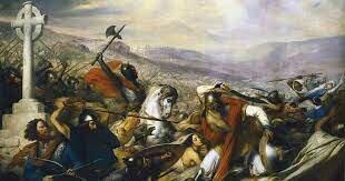 Derrota musulmana de Poitiers