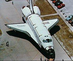 Primer transbordador espacial (Challenger)