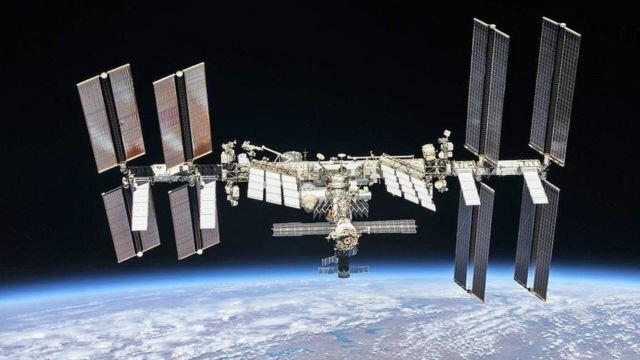 Llançament de l'Estació Espacial Internacional