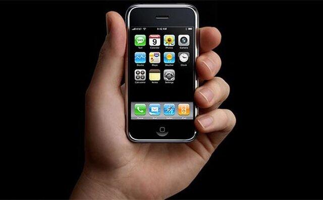 Llançament del primer Iphone