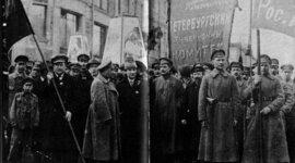 La Revolución Rusa, La URSS y el Estalinismo timeline