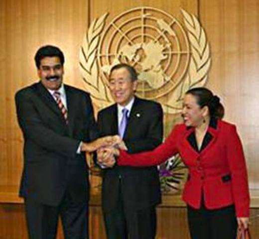 Guyana presenta ante la ONU recurso para ampliar su plataforma continental.