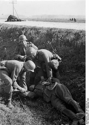 NSVL-i ja Saksamaa sõda