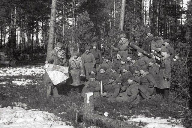 Baltikum uuesti Nõukogude Liidu all