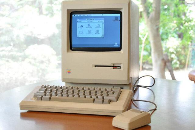 Surge Macintosh