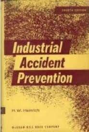H.W.Heinrich publico Prevención de accidentes Laborales