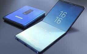 los smartphones de pantallas plegables