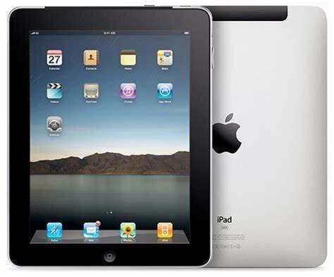 La primera generación de iPad