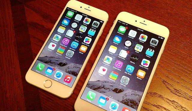iPhone 6 y el iPhone 6 Plus