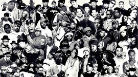 HIP HOP AND RAP TIMELINE timeline