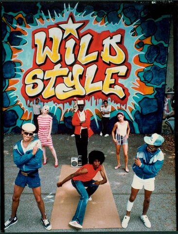 Wildstyle, the first Hollywood film to explore hip-hop and graffiti artists is releases