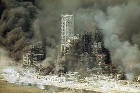 Accidente en Phillips Petrochemical Plant