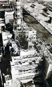 Accidente en Central Nuclear de Chernóbil