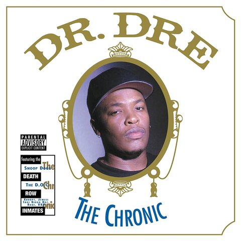 Dr. Dre's album, The Chronic, goes multi platinum