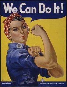 More Women Working
