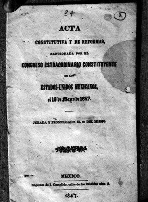 Acta Constitutiva y de  Reformas